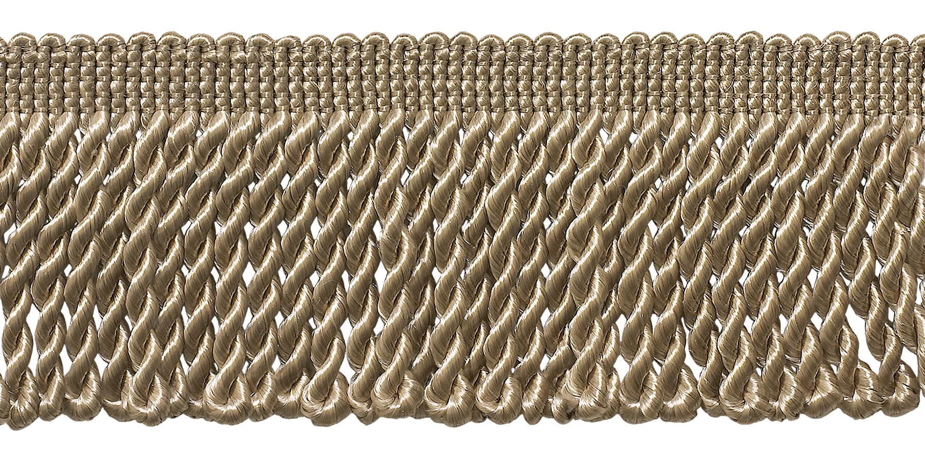 DecoPro 2.5 Inch Bullion Fringe Trim, Style# EF25 Color: SANDSTONE - A10, Sold By the Yard at Sears.com